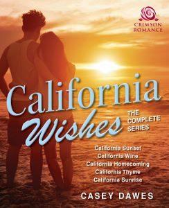 Callifornia Wishes, contemporary romance, cover
