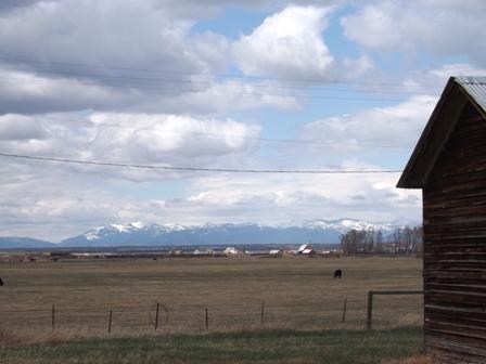 Swan Range, Rocky Mtns, MT
