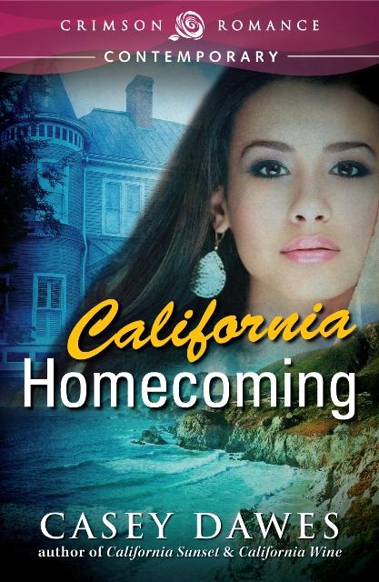California Homecoming, contemporary romance