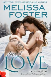 Slope of Love, Contemporary Romance, Melissa Foster