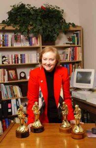 Jodi Thomas, Rita-winning romance author