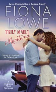 Cover for Truly Madly Montana, contemporary romance