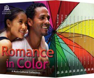 Cover - Romance in Color - Multi-Cultural Romance