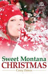 Sweet Montana Christmas, Christmas romance, contemporary romance, cover