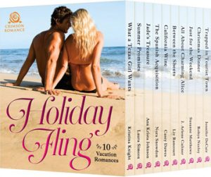Cover for Holiday Fling, Romance Bundle