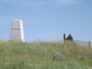 Little Big Horn National Monument Obelisk