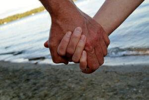 Holding hands, photo by RichardBH
