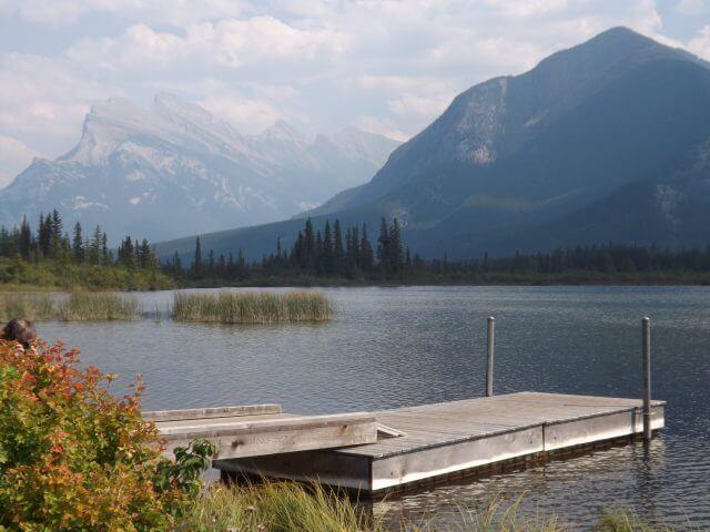 Vermillion Lakes, Banff Canada