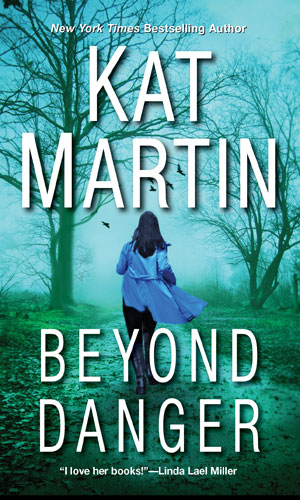 Cover Beyond Danger by Kat Martin