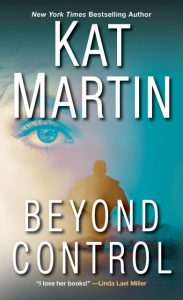 Cover Beyond Control by Kat Martin