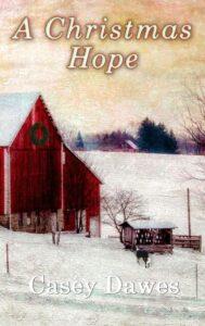 Cover--A Christmas Hope