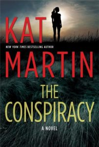Cover - The Conspiracy - Kat Martin