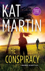 Cover-Kat Martin-The Conspiracy