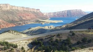 Flaming Gorge UT