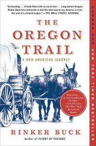 American History: The Oregon Trail Book Review